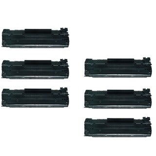 HP CB436A 36A Compatible Toner Cartridges (Pack of 6)