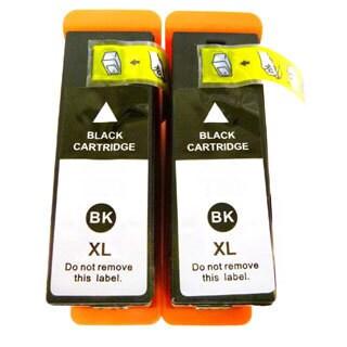 Dell V525w V725w Compatible Black Ink Cartridges (Pack of 2)