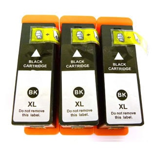 Dell V525w V725w Compatible Black Ink Cartridges (Pack of 3)