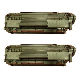 HP CB436A 36A Compatible Toner Cartridges (Pack of 2)