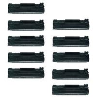 HP CB436A 36A Compatible Toner Cartridges (Pack of 10)