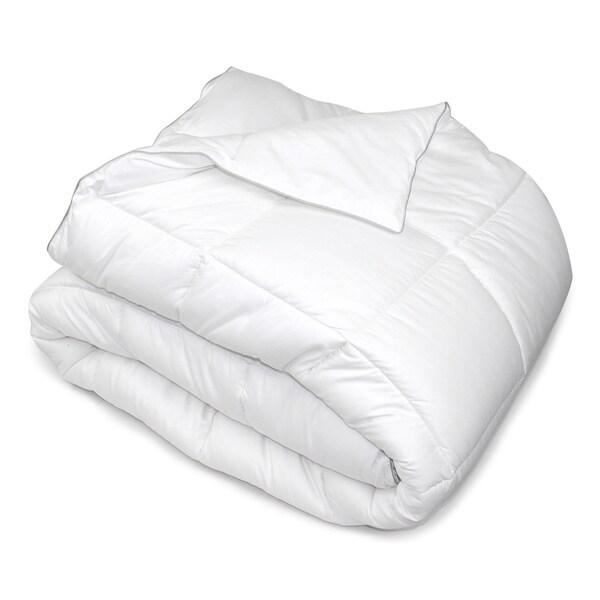 RestMate Hypoallergenic Egyptian Cotton Down Alternative Comforter