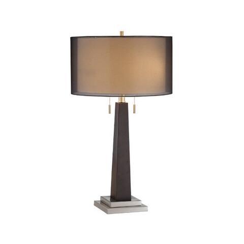 Jaycee Wood Table Lamp