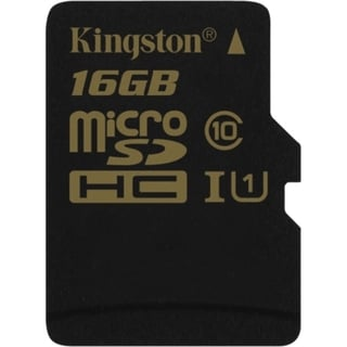 Kingston 16 GB microSDHC