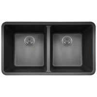 Anthracite Finish Sinks