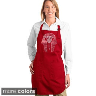 King Tut Cotton Kitchen Apron