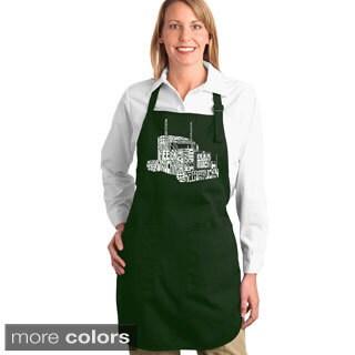 Keep on Truckin' Kitchen Apron