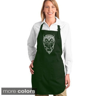 Devil Cotton Kitchen Apron
