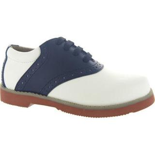 Girls' Academie Gear Spirit White/Navy (More options available)