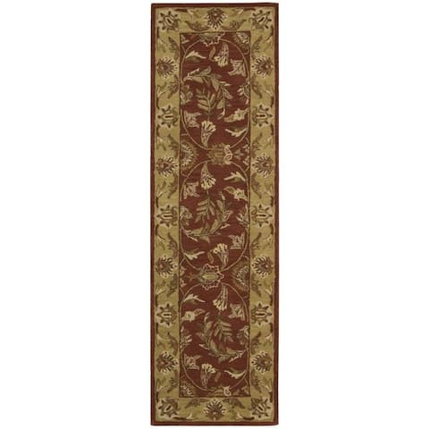 Nourison India House IH58 Traditional Area Rug