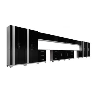 NewAge Products Performance Series 21-piece Cabinet Set