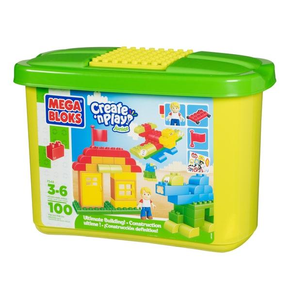 Create n Play Junior Ultimate Building for Boys