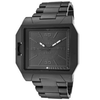 Diesel Men's DZ1382 Black Analog Stainless Steel Watch