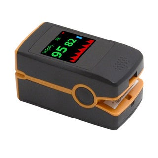 Quest Family Fingertip Pulse Oximeter with Pediatric Probe