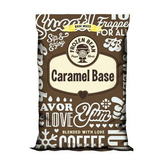 Frozen Bean Caramel Base (Case of 5)