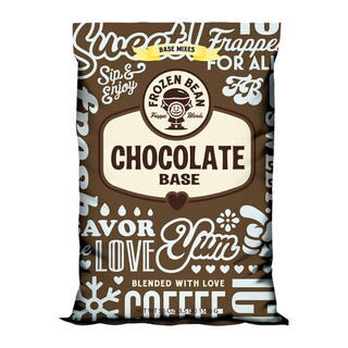 Frozen Bean Chocolate Base (Case of 5)