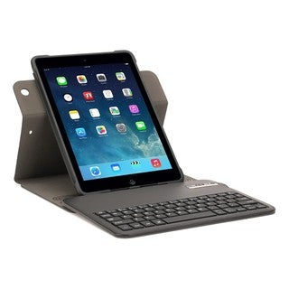 Griffin TurnFolio Keyboard/Cover Case (Folio) for iPad Air - Black
