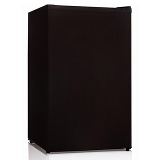 Midea Black 3.3 CF Compact Refrigerator