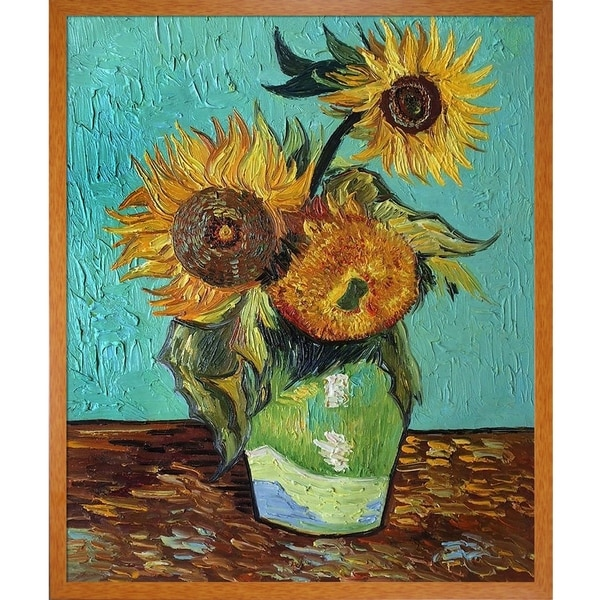 b64eb0e279c Shop Vincent Van Gogh  Sunflowers