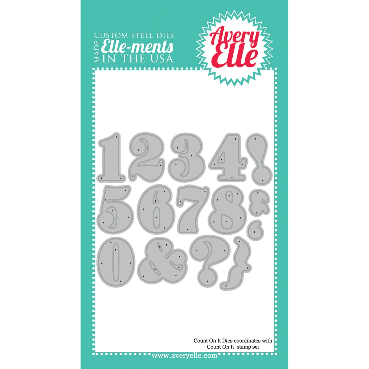 Avery Elle-Ments Dies-Count On It (Count On It), Silver s...