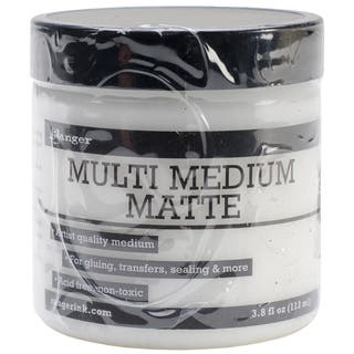 Ranger Multi Medium 3.8oz Jar -Matte|https://ak1.ostkcdn.com/images/products/9027290/P16227511.jpg?impolicy=medium