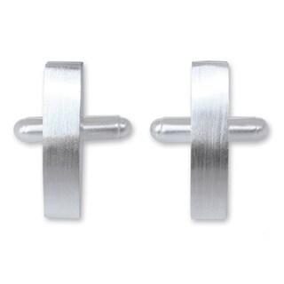 Handmade Sterling Silver 'Minimalism' Cufflinks(Thailand)