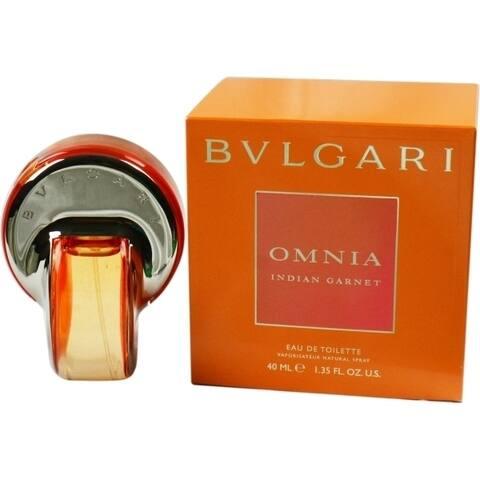 Bvlgari Omnia Indian Garnet Women's 1.35-ounce Eau de Toilette Spray