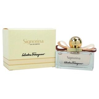 Salvatore Ferragamo Signorina Women's 1.7-ounce Eau de Parfum Spray