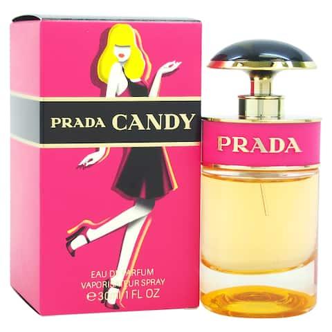 Prada Candy Women's 1-ounce Eau de Parfum Spray - Multicolor