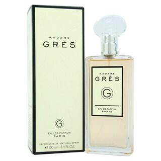 Parfums Gres Madame Gres Women's 3.4-ounce Eau de Parfum Spray