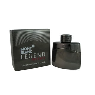Mont Blanc Legend Intense Men's 1.7-ounce Eau de Toilette Spray