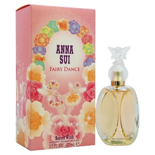 Anna Sui Fairy Dance Secret Wish Women's 2.5-ounce Eau de Toilette Spray