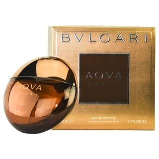 Bvlgari Aqva Amara Men's 1.7-ounce Eau de Toilette Spray