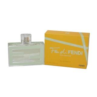 Fendi Fan di Fendi Eau Fraiche Women's 2.5-ounce Eau de Toilette Spray