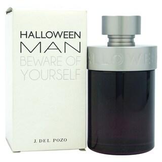 J. Del Pozo Halloween Man Men's 4.2-ounce Eau de Toilette Spray (Tester)