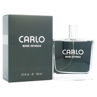Carlo Corinto Carlo Corinto Noir Intense Men's 3.4-ounce Eau de Toilette Spray