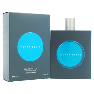 Perry Ellis Pour Homme Men's 3.4-ounce Eau de Toilette Spray