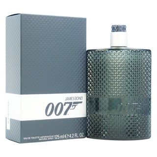 James Bond 007 Men's 4.2-ounce Eau de Toilette Spray