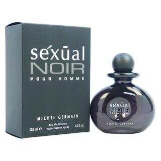 Michel Germain Sexual Noir Men's 4.2-ounce Eau de Toilette Spray
