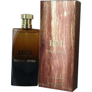 Hanae Mori Him Men's 3.4-ounce Eau de Parfum Spray