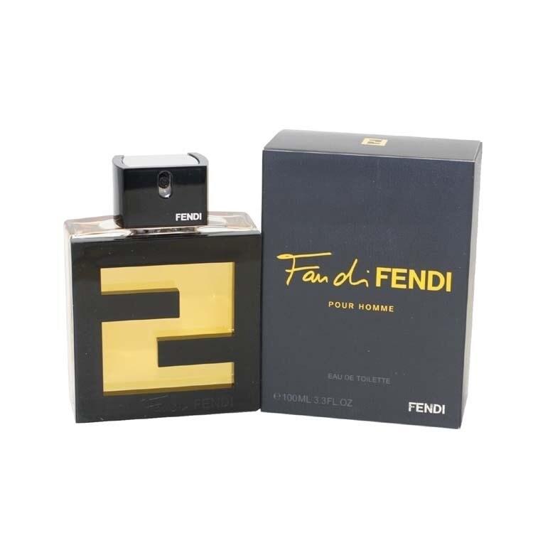 Fendi Fan di Fendi Pour Homme Men's 3.3-ounce Eau de Toil...