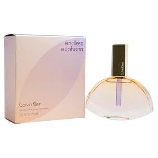 Calvin Klein Endless Euphoria Women's 2.5-ounce Eau de Parfum Spray