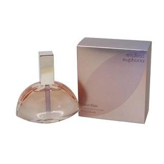 Calvin Klein Endless Euphoria Women's 4-ounce Eau de Parfum Spray