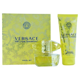 Versace Yellow Diamond Women's 2-piece Fragrance Set