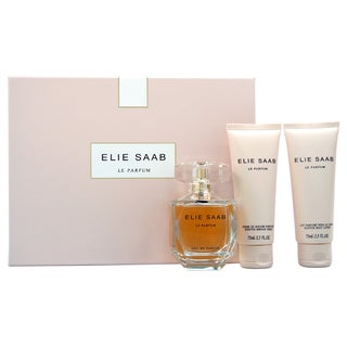 Elie Saab Le Parfum Women's 3-piece Fragrance Set