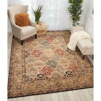 Nourison 2000 Multicolor Traditional Rug - 7'9 x 9'9