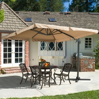 Yuma Folding Sun Canopy by Christopher Knight Home