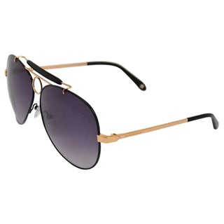 Givenchy Women's 'SGV474 0301' Aviator Sunglasses