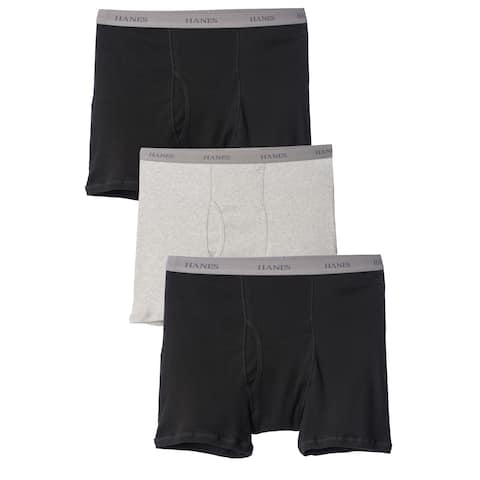 a8164f804931 Hanes Underwear | Find Great Men's Clothing Deals Shopping at Overstock