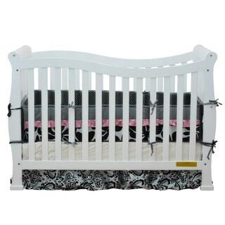 Mikaila Zoe 3-in-1 Convertible Crib
